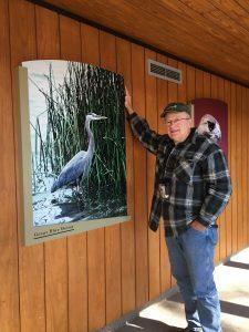 Steve Jones at Wheeler National Wildlife Refuge