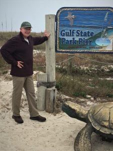 Steve Jones at Gulf State Park