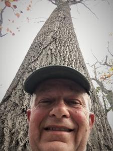 Steve Jones along Monongahela River in WV