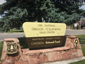 Oregon/Ca Trail Center