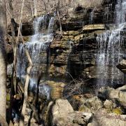 Opening Hike, Waterfall